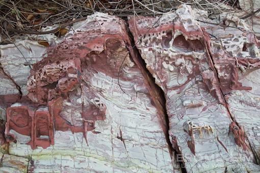 More rocks ...