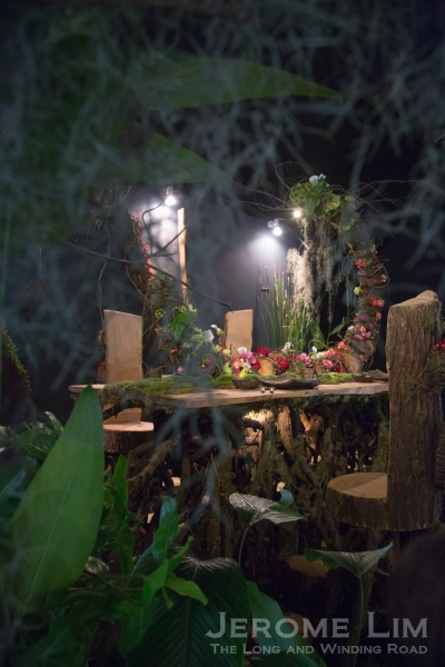 Dining in Mangrove (Celebrations! Floral Table Series).