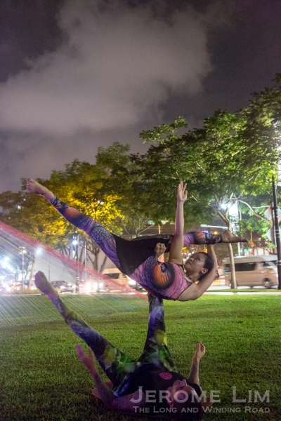 Another look at AcroYogis by Starlight Alchemy.