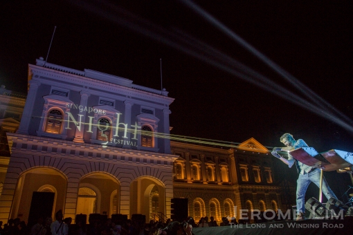 The Singapore Night Festival is back - bolder and more beautiful.
