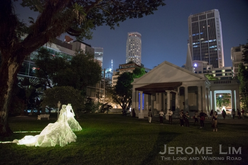 Hauntings at the dark and mysterious yard of Singapore's Armenian Church.
