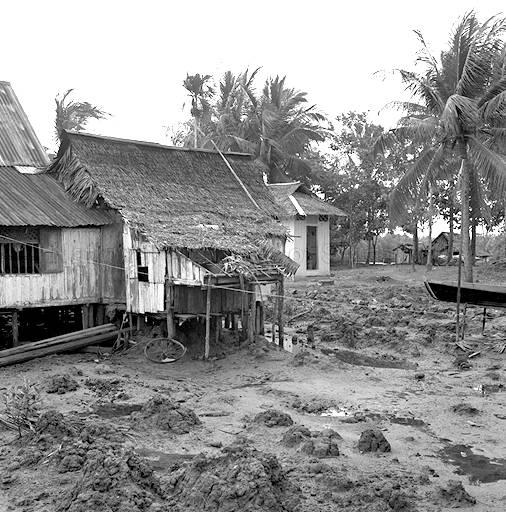 Kampong Teban, 1958 (source: http://www.nas.gov.sg/archivesonline).