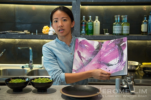 Janice Wong of 2am Dessert Bar.