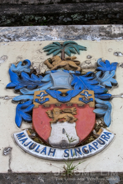 The Coat of Arms.