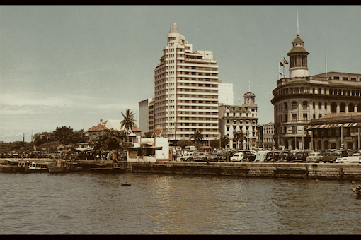 Soon after it was completed in the mid-1950s (source: National Archives of Singapore).