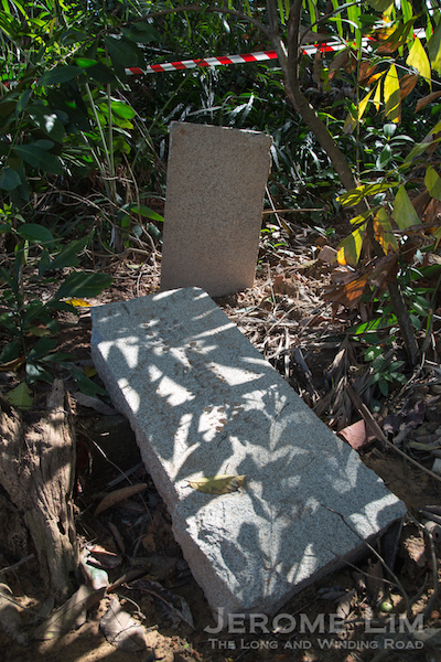 A fourth grave.