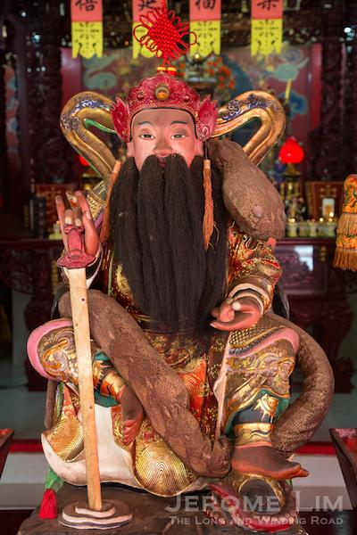 Xuan Tian Shang Di.
