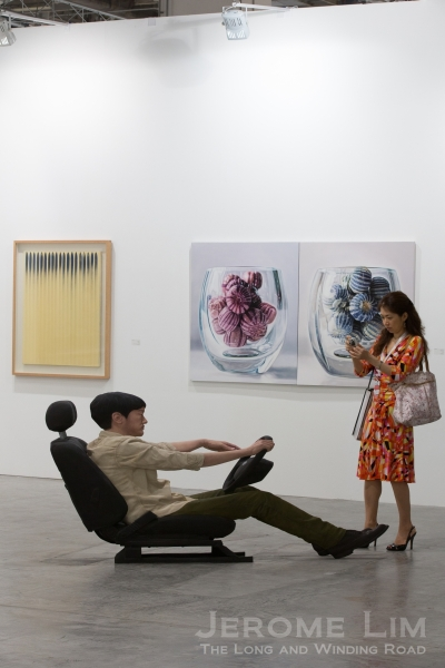 Hwan Kwon Yi, Traffic Jam, Gana Art.
