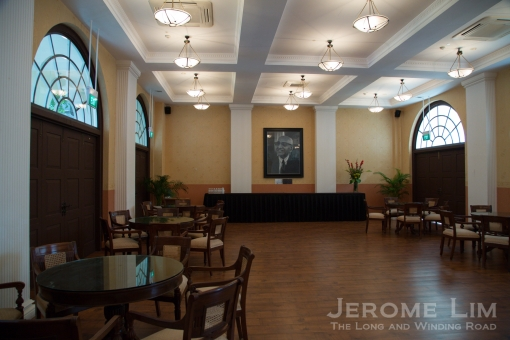 The Banquet Hall.