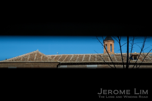 A peek at Alcalá de Henares.