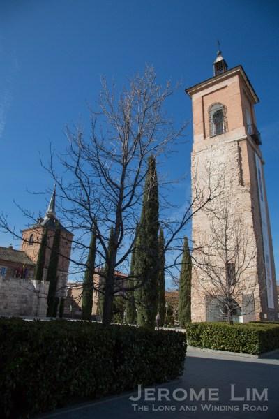 Torre de Santa Maria.