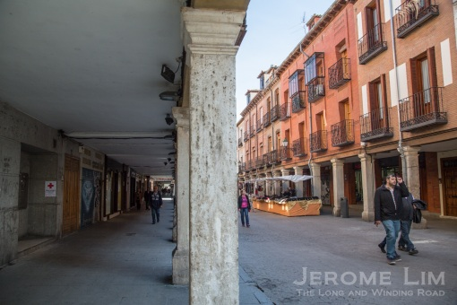 Another look at Calle Mayor.