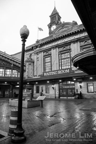 Hoboken Terminal.
