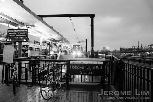 The LRT terminal.