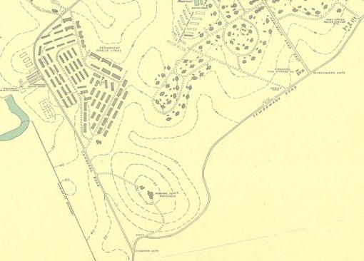 1945 Map Detail