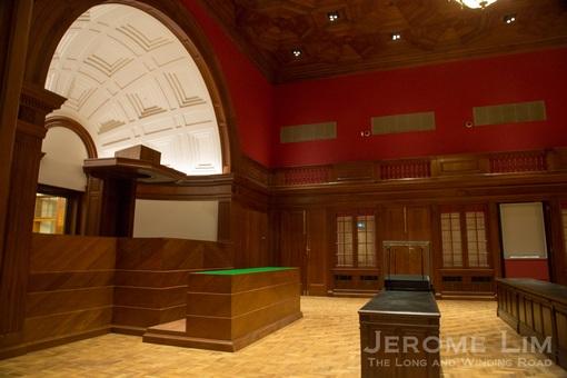 Courtroom No. 1.