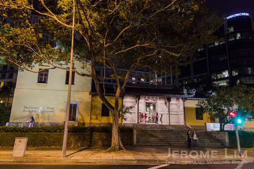 The House of Tan Yeok Nee, the last of four grand mansions of Teochew merchants.