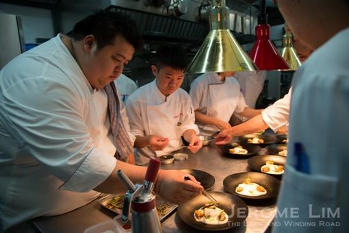 Chef Jason Tan.