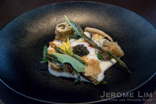 Remembering Oyster Omelette.