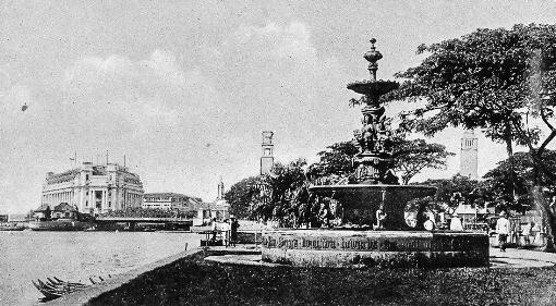 The Esplanade.