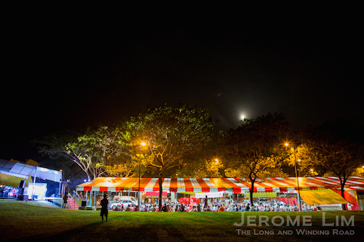 Another getai held in Sembawang,