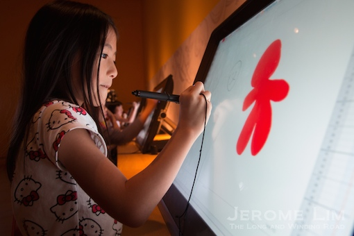 DreamWorks Animation: The Exhibition offers an immersive experience - especially for the young ones.