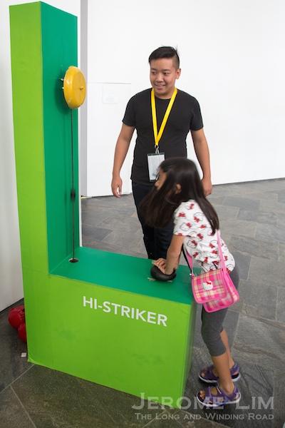 Station 2: Station 3: Shrek Hi-Striker.