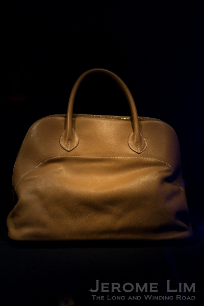 The first ever bag with a zipper, aka the