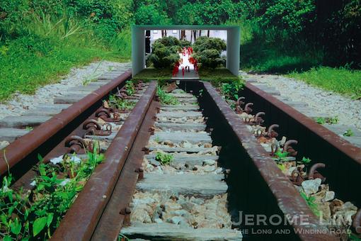 A new journey along the rail corridor.