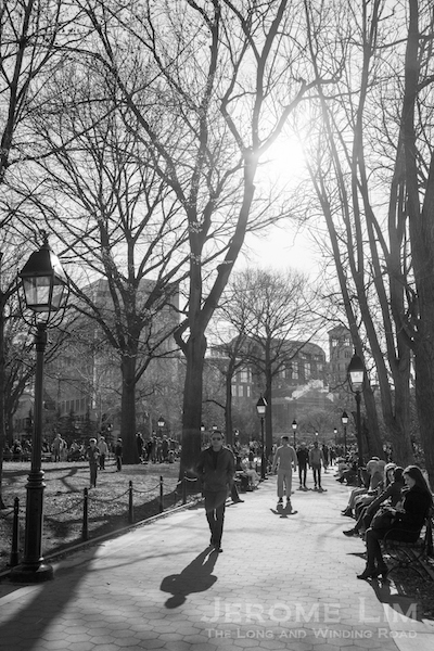 Washington Square.