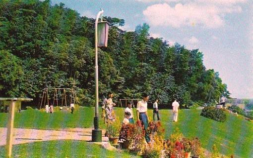 King George V Park.