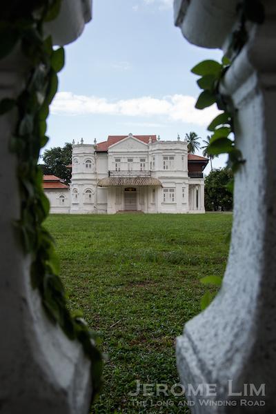 Soonstead Mansion in Penang.