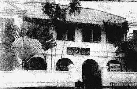 As the Shackle Club, January to July 1947.