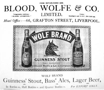 Wolf Brand 1922 Advert