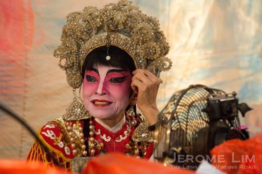 Pulau Ubin Teochew Opera: Team building activities in Singapore