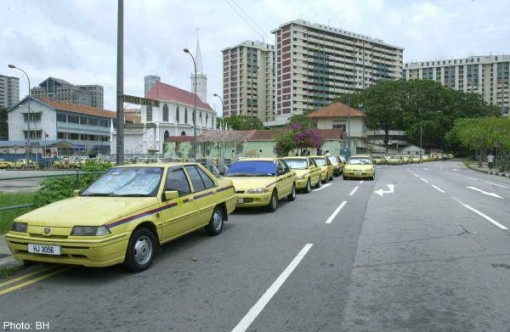 Rochor Centre in less colourful days (source: Online Forum / Berita Harian)