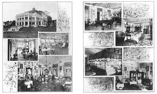 Adis Lodge in 1908.