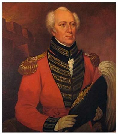 William Farquhar.