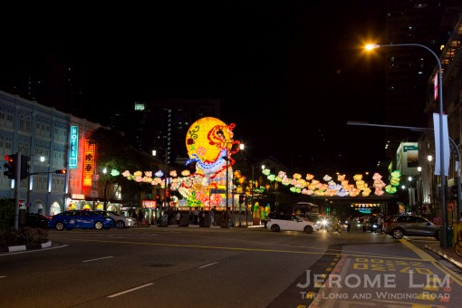 The Mid-Autumn Festival in Chinatown and its annual light-up is always something to look forward to.