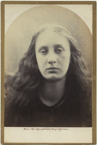 Mary Emily Prinsep (Julia Margaret Cameron, photograph,1866). Could she have been the Emily in Mount Emily?