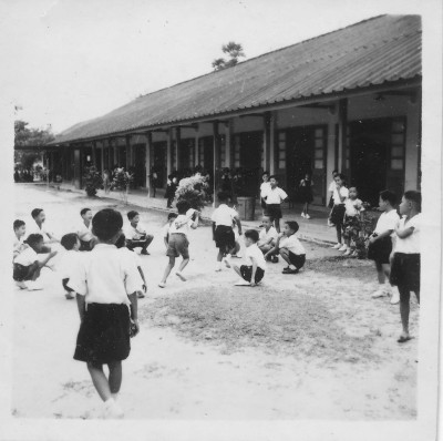 Lee Kuo Chuan School in the 1960s (posted by Chong Meng on the Lee Kuo Chuan Primary School Facebook Group).