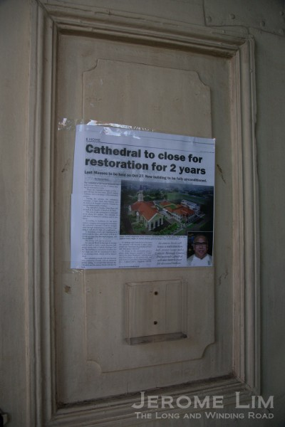 The restoration was originally scheduled for two years,