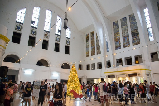A last Christmas at Tanjong Pagar, before a lengthy closure during which it will be changed forever.