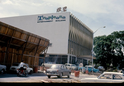 Tropicana (Julie Beedon).