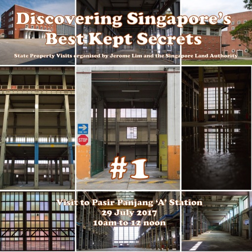 Steel Prima Power Agent Singapore: Discovering Singapore's Best Kept Secrets: Visit A Former