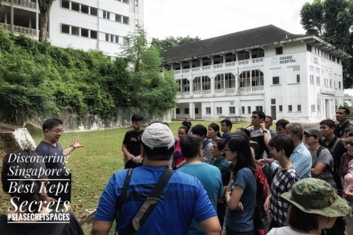 Discovering Old Changi Hospital