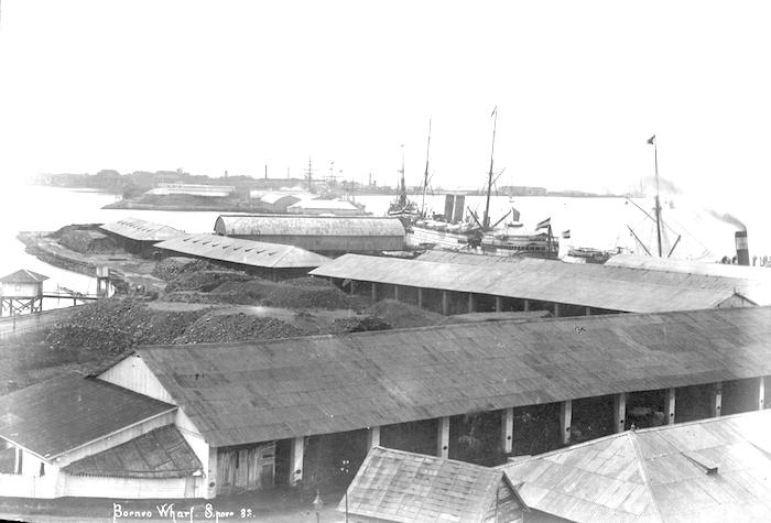 Borneo Wharf