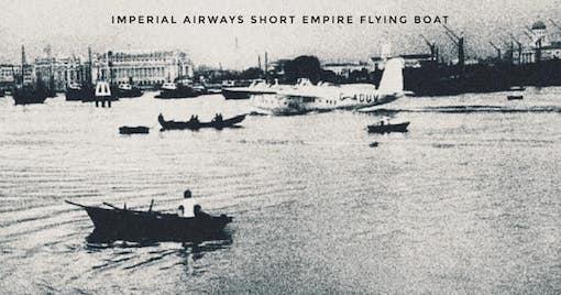 Short Empire off Kallang