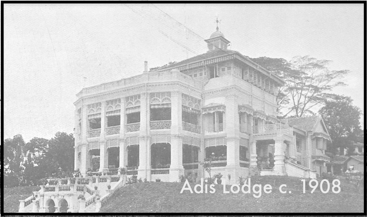 Adis Lodge – another Crazy-Rich-Asian mansion near Dhoby Ghaut
